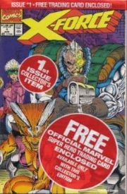 X-Force Comics (1991 Series)